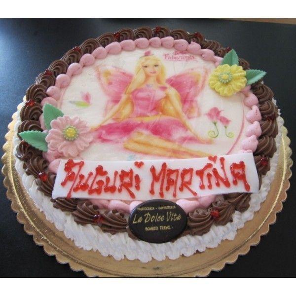 Torte Personalizzate x 10 pers. Foto o Disegno La Dolce Vita
