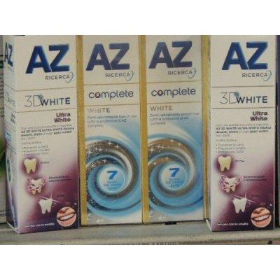 Dentifricio AZ Ultra White ML 75