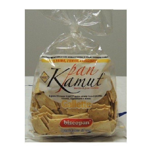 Pan Kamut Gallette gr 250 Biscopan