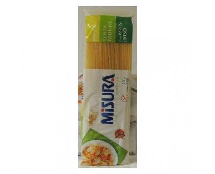 Spaghetti S/Glutine con Mais e Riso Pasta Misura