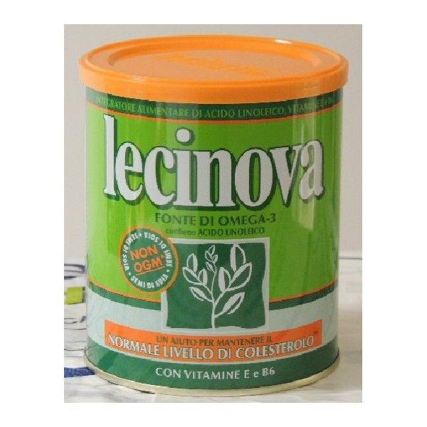 Lecitina Lecinova S/Glutine gr 250