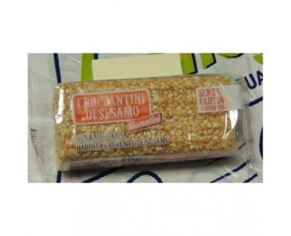 Croccantini al Sesamo S/Glutine gr 60
