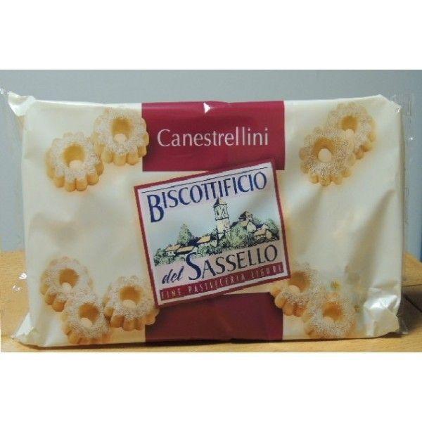 Biscotti Canestrellini del Sassello gr 300