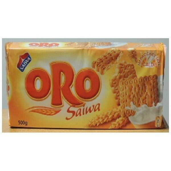 Oro Saiwa gr 500 Biscotti
