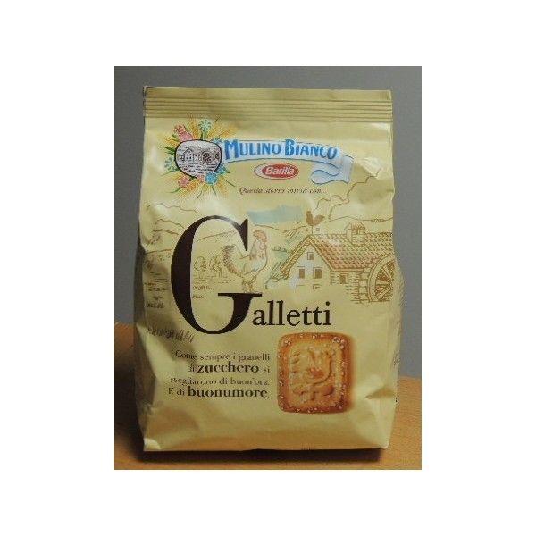 Galletti Biscotti Mulino Bianco gr 800