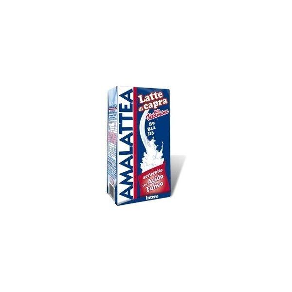 Latte Amalattea Latte Capra Intero ML 500