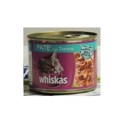 Whiskas Patè Tonno gr 190