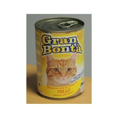 Gran Bontà Gatto gr 400 Pollo