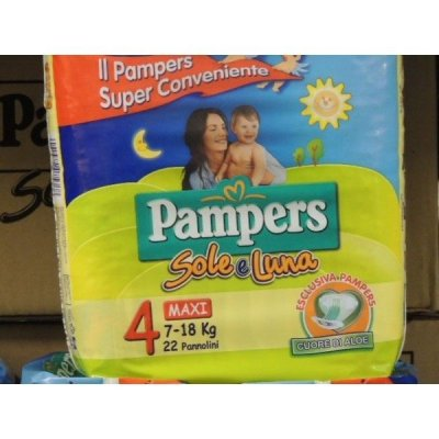 Pampers Premiums  Maxi Kg  7/18 - 26 X 26  Pannolini