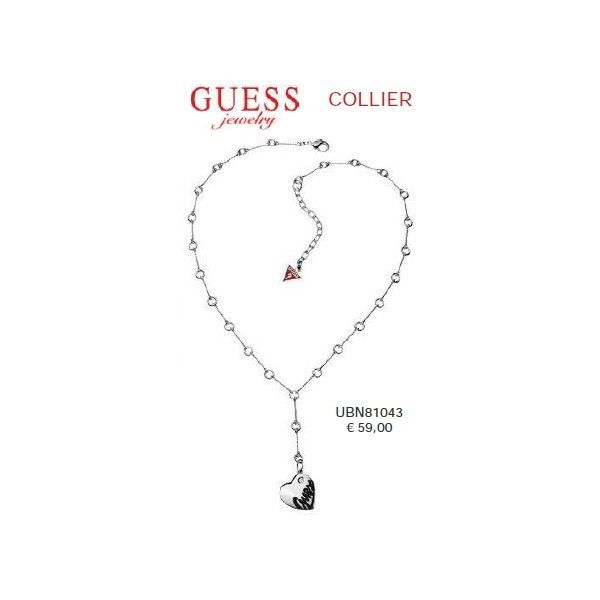 Guess Collier