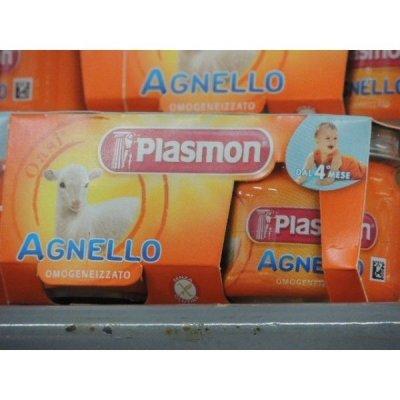 Plasmon Agnello gr. 80 X 2 Omogeneizzato
