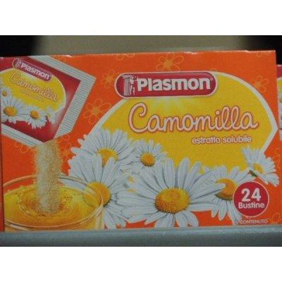 Plasmon Infuso Camomilla X 24