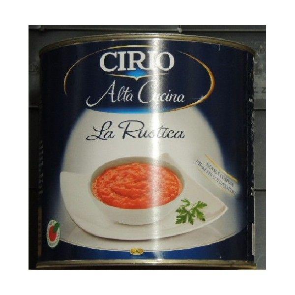 Cirio Passata La Rustica kg 3