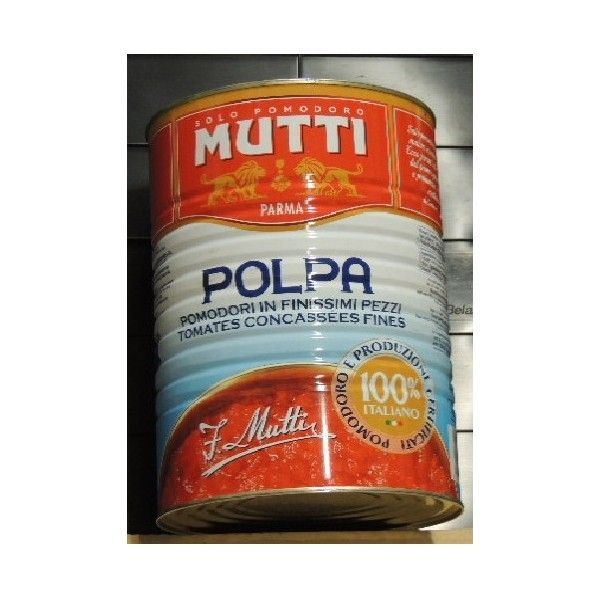 Polpa Mutti kg 4