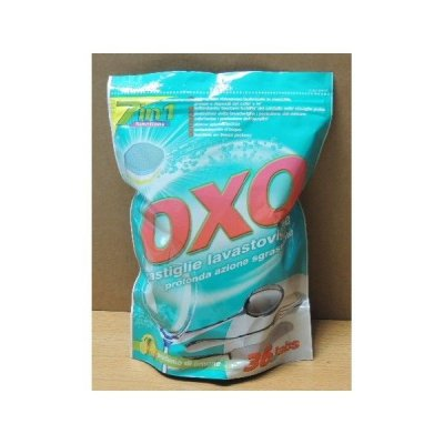 Lavastoviglie OXO tabs 36 Limone gr 720