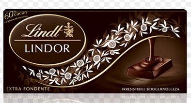 Lindt Cioccolata Fondente gr. 100