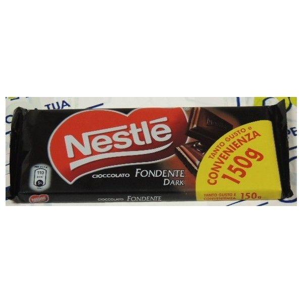 Cioccolata Fondente Nestlè gr 150