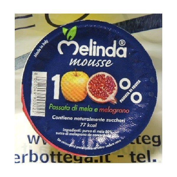 Mousse di Frutta Mela/Melograno Melinda