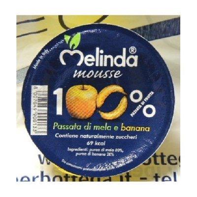 Mousse di Frutta Mela/Banana Melinda