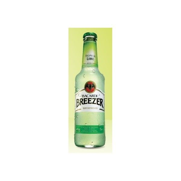 Bacardi Breezer 275 Lime