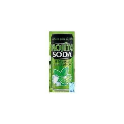 Mojito Soda Lattina CL 33