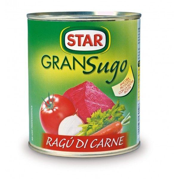 Ragù Carne Star gr. 800 Sugo