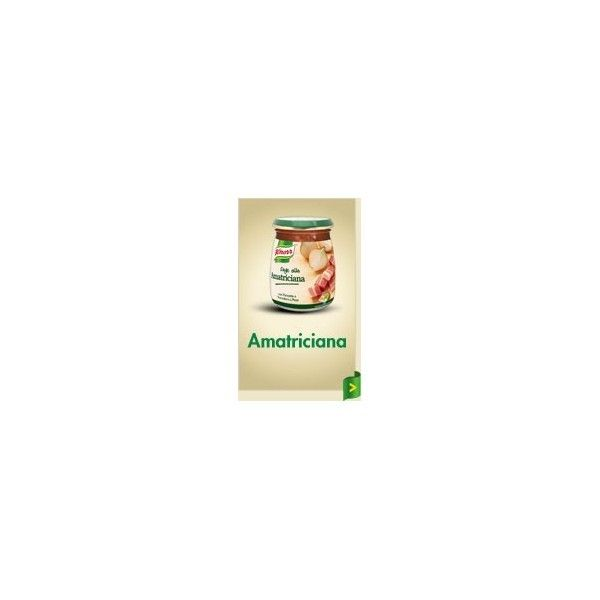 Amatriciana Knorr Sugo gr. 250