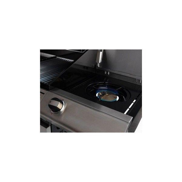 Turbo Classic 4 + Piano Cottura BBQ Dolcevita