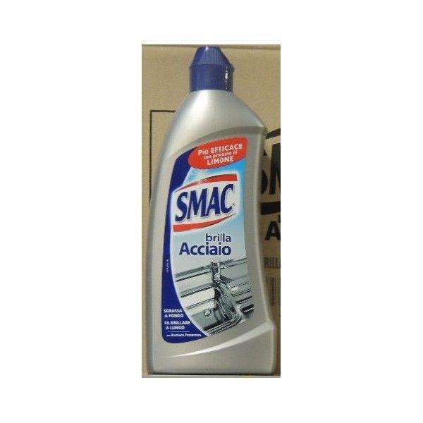 Smac Acciaio Crema ML 500
