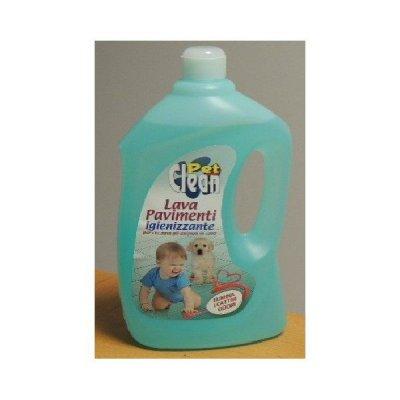 Pet & Clean Pavimenti lt 1 Igienizzante