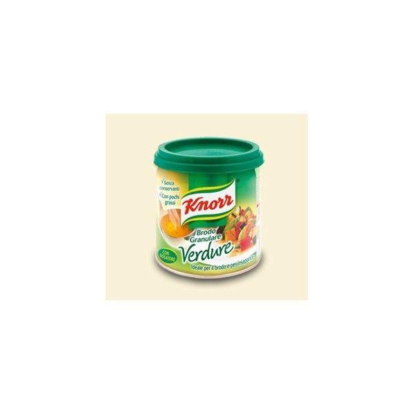 Dado Knorr Brodo Verdure gr. 150 Barattolo