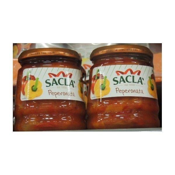 Peperoni Saclà gr. 290 Grigliati