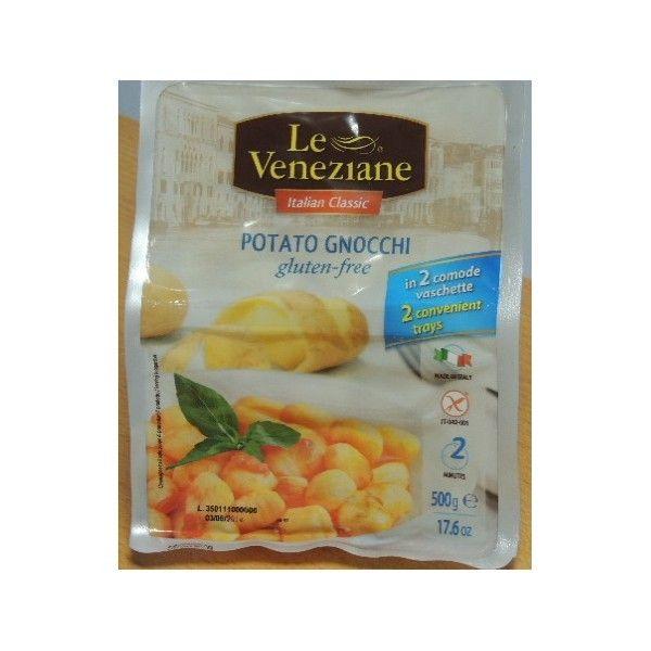 Gnocchi Patate Le Veneziane S/G gr. 500