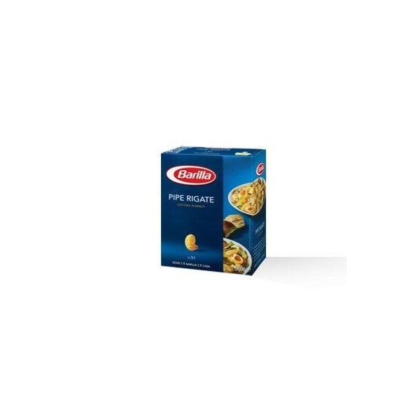 Barilla Pipe Rigate nr. 91 gr. 500 Pasta