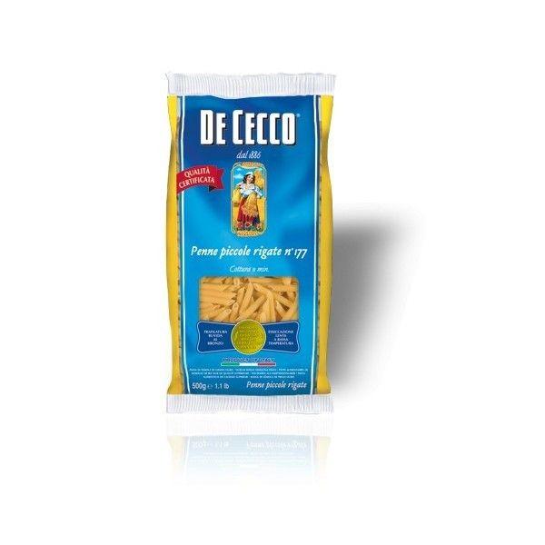 De Cecco Pennette  Rigate nr. 177 gr. 500
