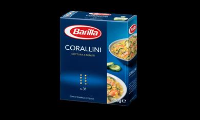 Barilla Corallini nr. 31 gr. 500 Pasta