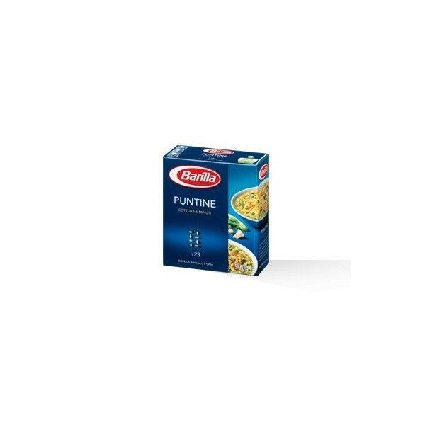 Barilla Puntine nr. 23 gr. 500 Pasta