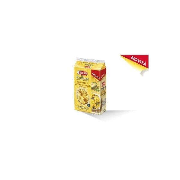 Emiliane Barilla Tagliatelle Larghe Uovo Gr. 500 Pasta