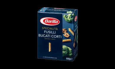 Barilla Specialità Fusilli Bucati Corti Gr. 500 Pasta