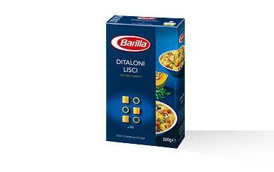Barilla Ditaloni  nr. 49 gr. 500 Pasta