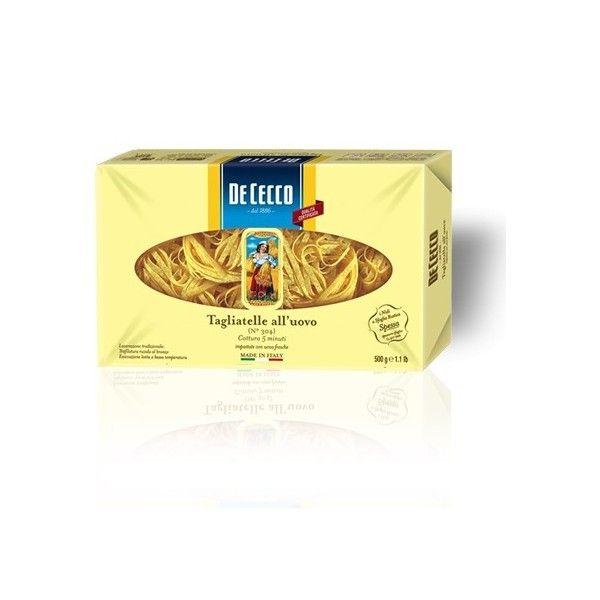 De Cecco Tagliatelle Nidi nr.203 Gr. 500 Pasta