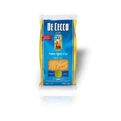 De Cecco Penne Rigate nr. 41 gr. 500 Pasta