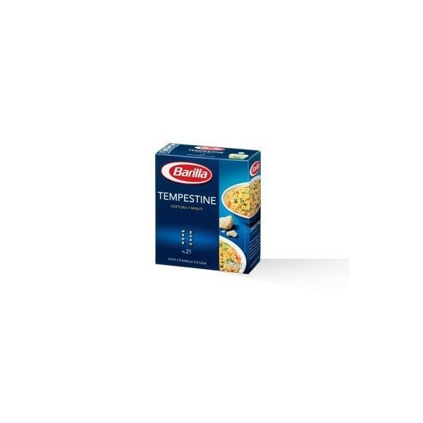 Barilla Tempestine nr. 21 gr. 500 Pasta