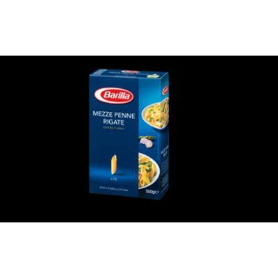 Barilla Mezze Penne nr. 70 gr. 500 Pasta