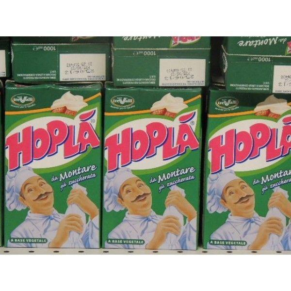 Hoplà Panna Vegetale LT 1