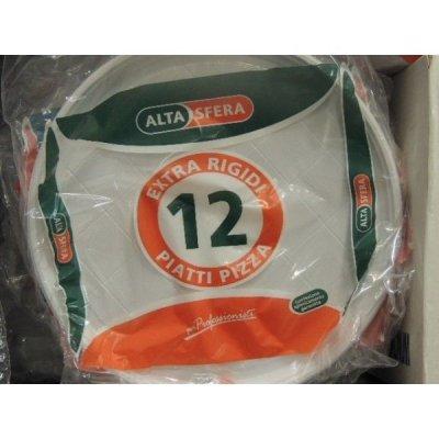 Piatti Pizza Alta Sfera X 12