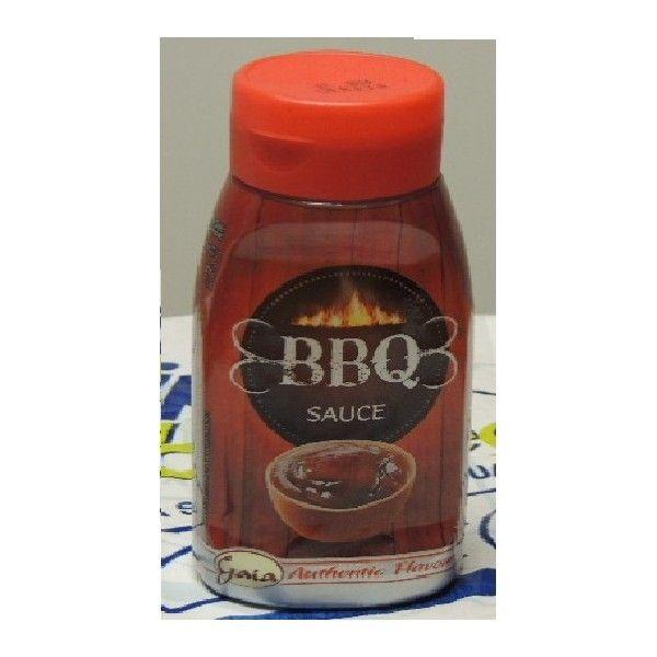 BBQ Salsa Barbecue Gaia gr 270 S/Glutine