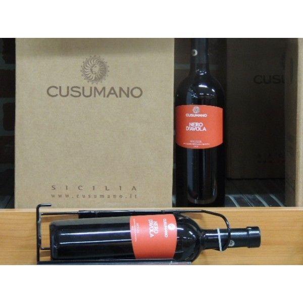 Cusumano Nero D'Avola CL 75 Vino Nero