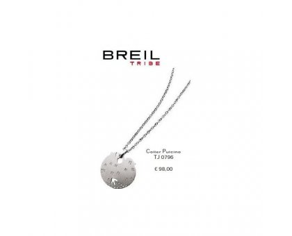 Breil Tribe Collier Pulcino Acciaio