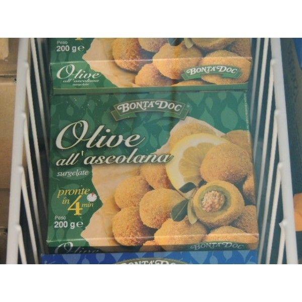 Olive Ascolana gr. 200
